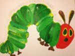 One very happy (and hungry caterpillar) birthday party…ooh and my very firstgiveaway!